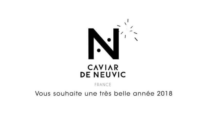 Voeux Caviar de Neuvic 2018