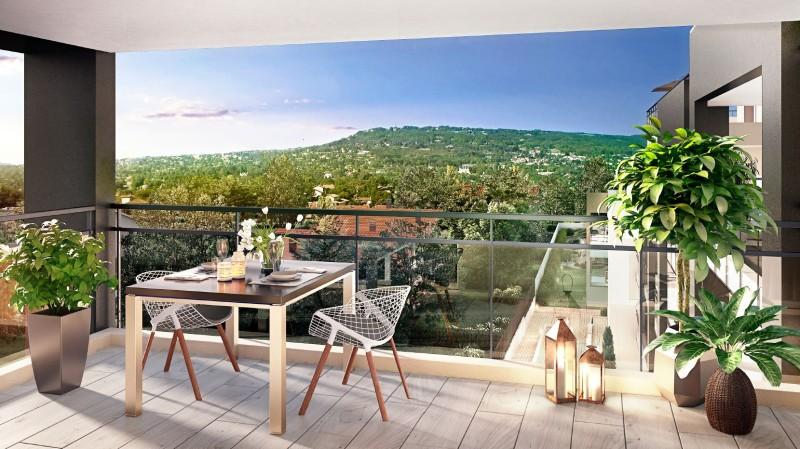 Perspective balcon