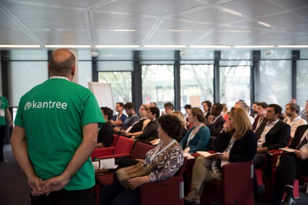 Conférence Kantree Agile en scène 2017