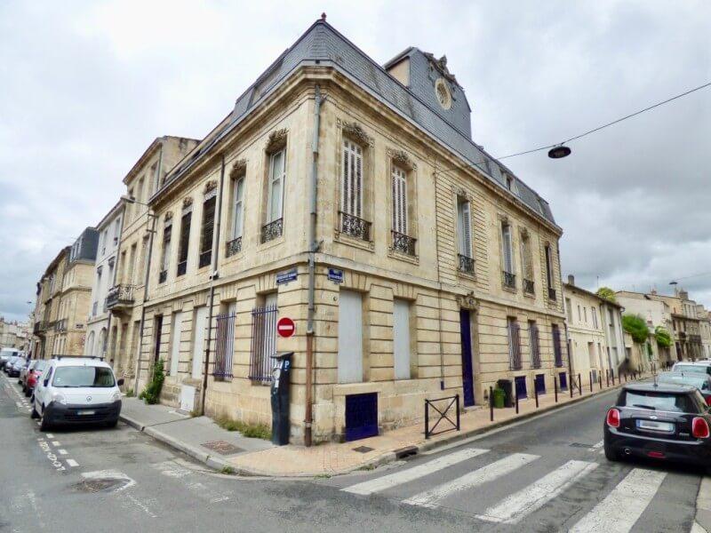 Projet Bordeaux - Exterieur