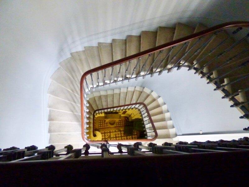 Projet Bordeaux - Escalier