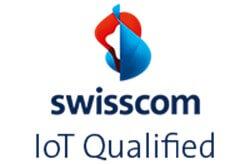 Swisscom IoT Qualified !