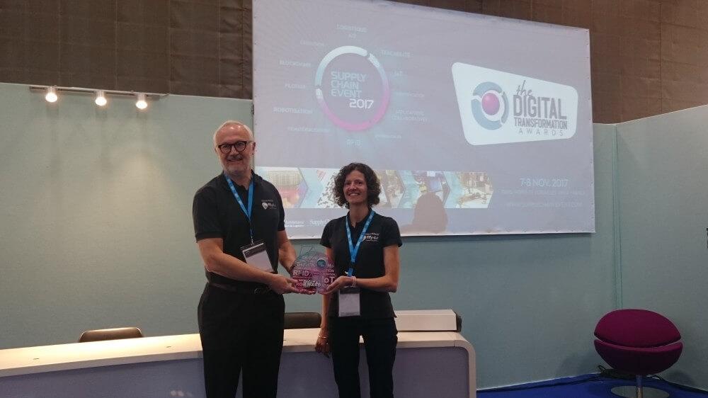 Digital Transformation Awards 2017