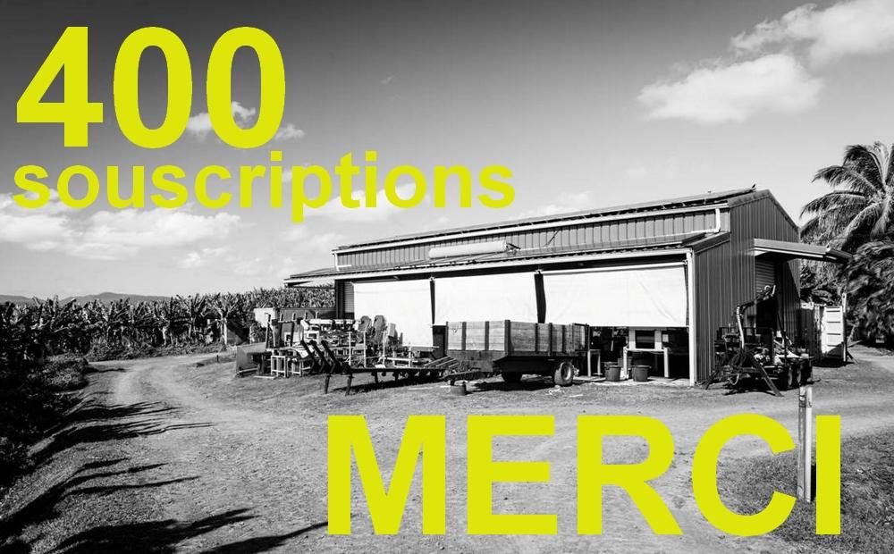 Déja 400 souscriptions de WiSEEDers chez FIBANDCO