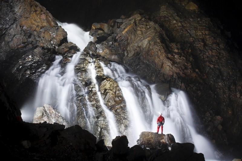 Cascade de la Verna - photo Sergio Laburu