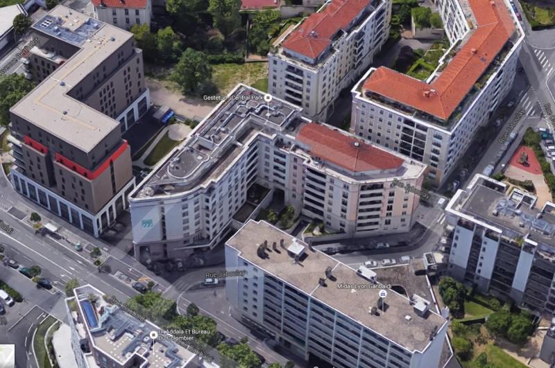 Vue bâtiment 3D