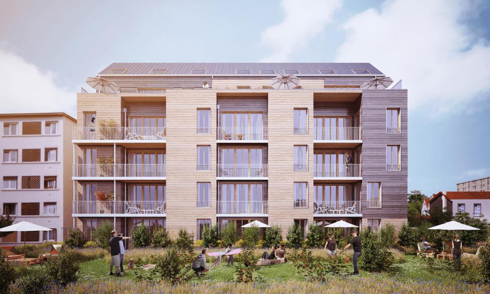 Nouveau projet écologique à Champigny sur Marne : Le Black Pearl