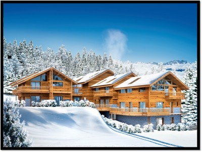 LES CHALETS D'OLYMPE sur WiSEED