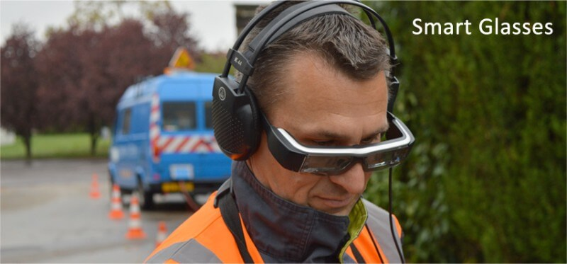 Smart Glasses - ENEDIS