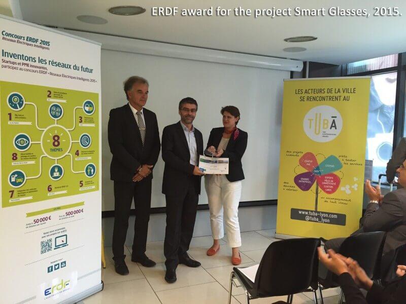 ENEDIS (ERDF) Award - VA