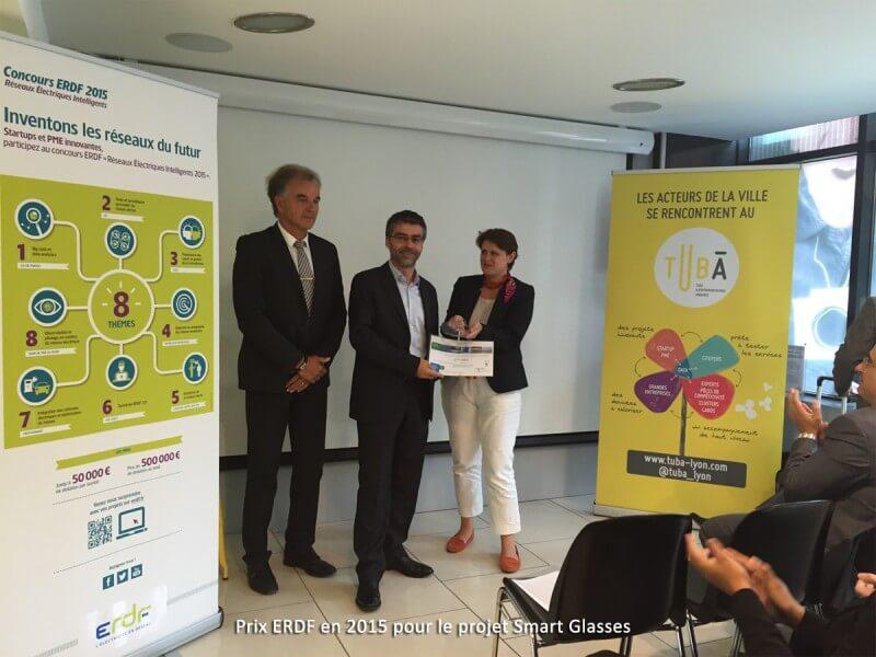 Trophée Levels3D du prix ENEDIS (ERDF) - VF