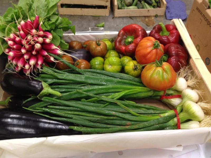 Des légumes... et du goût!