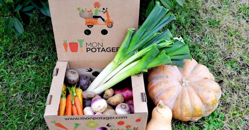 Box Monpotager.com (7 kg)