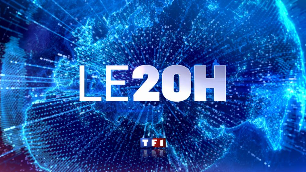 JT 20H00 TF1
