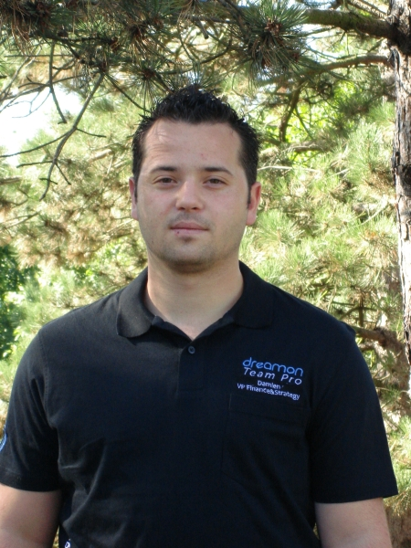 Damien Lavergne, Directeur Financier