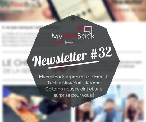 Newsletter de MyFeelBack