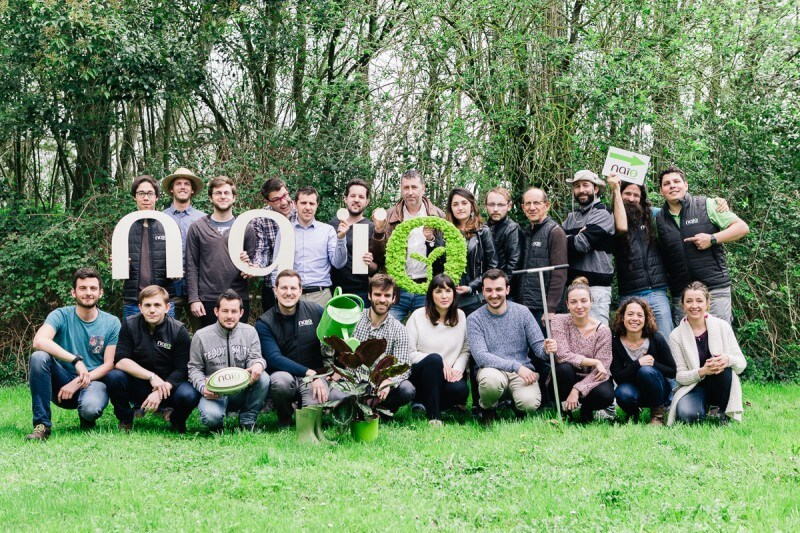 Naïo Technologies - Equipe