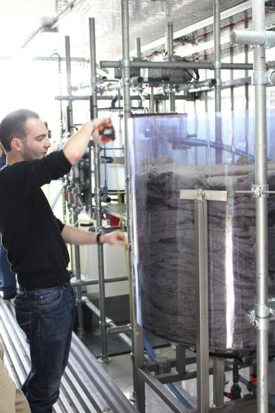 Pilote industriel Biosorb