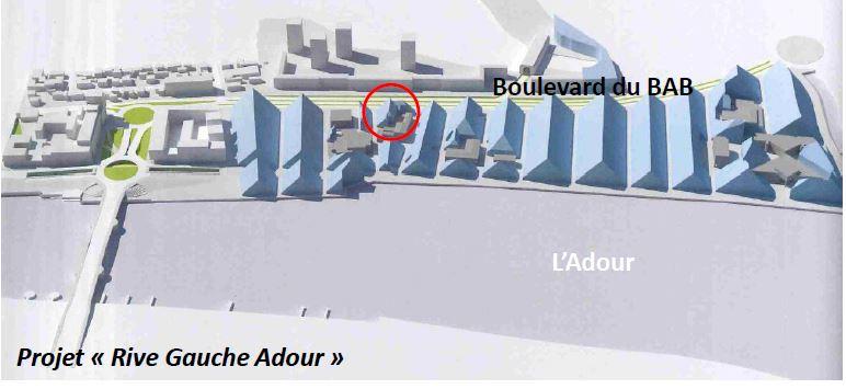 Rive Gauche Adour