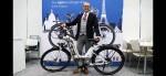 フランス発!世界初の水素電池自転車が日本上陸か?   EMIRA
