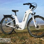 Vélos du futur : les premiers vélos électriques à hydrogène au monde circulent désormais en France