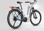 Alpha, le premier vélo qui roule à l'hydrogène