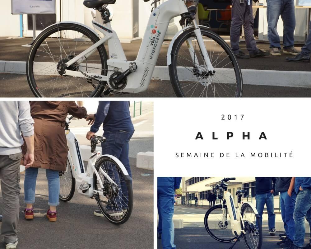 Exposition Alpha chez Safran