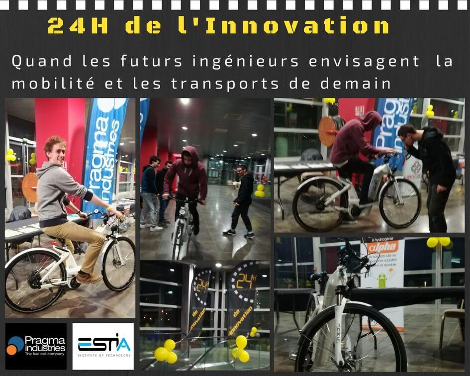 24 h de l'innovation