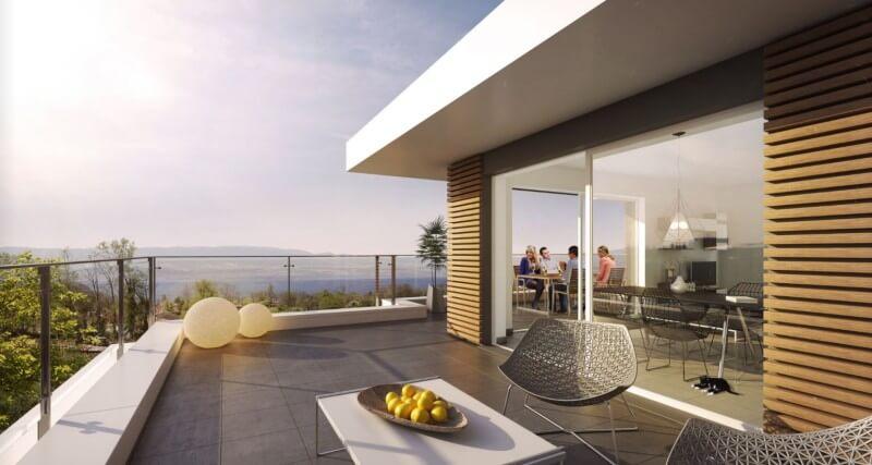 Perspective - Terrasse 2