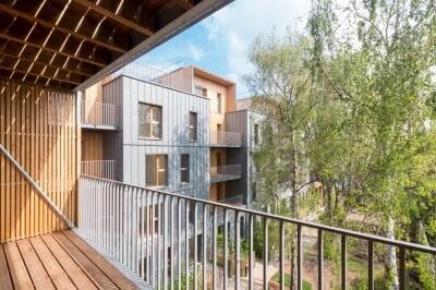 REI HABITAT : Programme de rénovation immobilière regroupant 9 logements avec caves individuelles