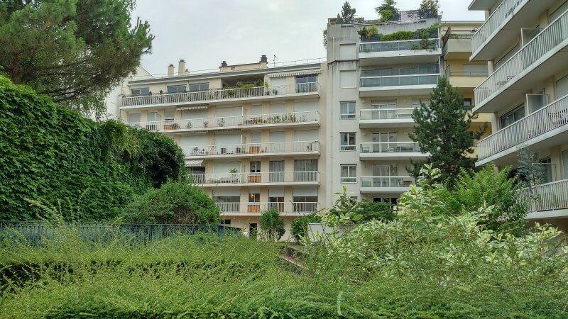 façade jardin