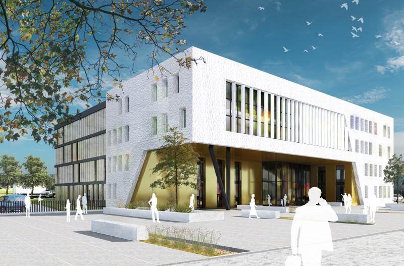 Projet Bâtiment ERDF