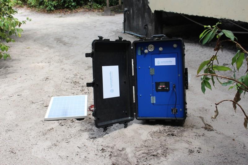 Système en test au Gabon