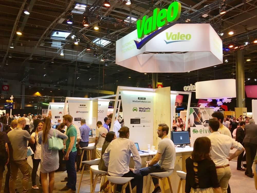 ween.ai sera au Valeo Lab de VivaTech 2018