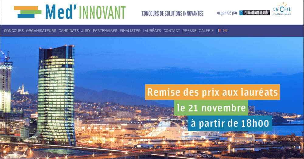 Concours Med'Innovant 2017