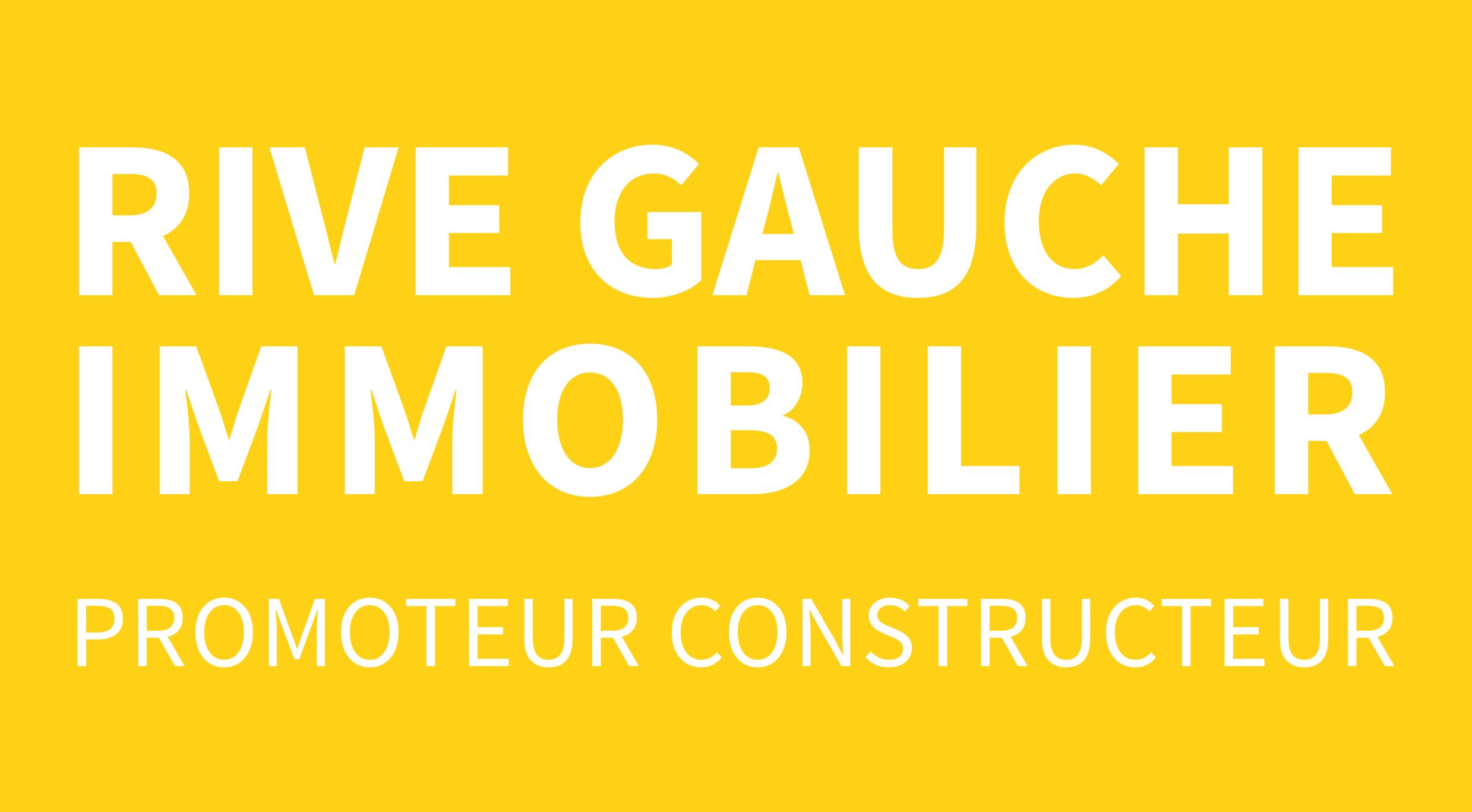 Logo RIVE GAUCHE IMMOBILIER