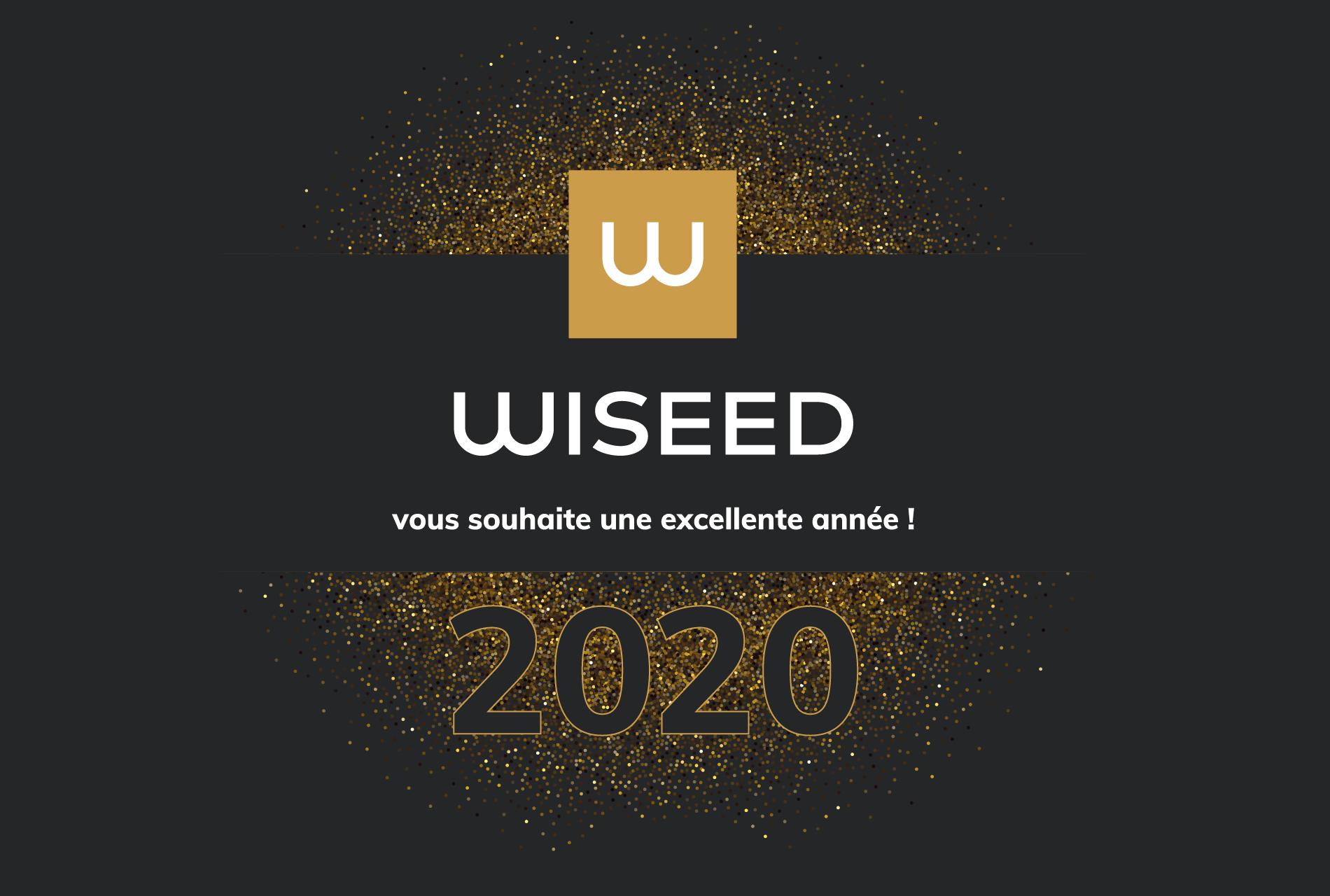 Merci pour la confiance que vous nous accordez ! : Très belle et heureuse année 2020 !