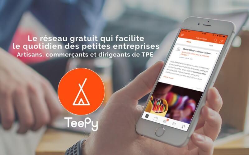 Le réseau TeePy Entrepreneur