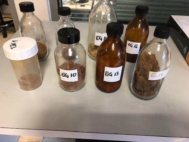 Quelques extraits de plantes médicinales de La Réunion