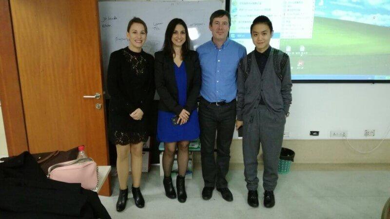 Nos partenaires du laboratoire CSPBAT de l'Université de Paris XIII: Dr Jolanda Spadavecchia, Pr Marc Lamy de La Chapelle, Dr Qiqian Liu