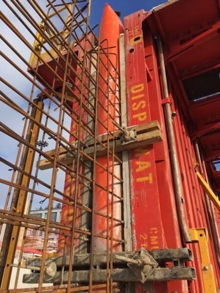 Resair A30-350 en oeuvre sur un chantier Suisse