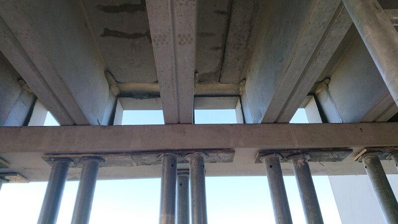 Résultat Resair Sur-Mesure sur le chantier de l'ENS à Saclay