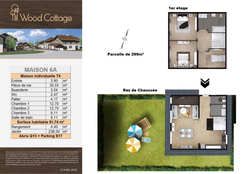 Plan lot 6A