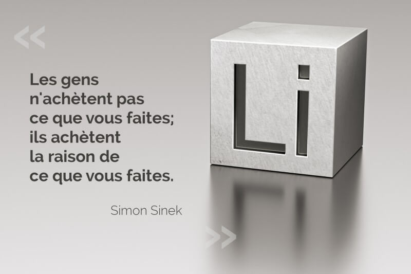 Citation Simon Sinek