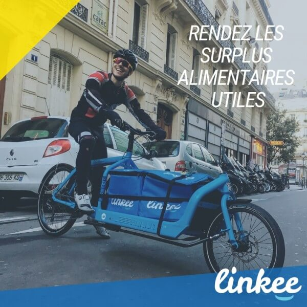 Linkee : rendez les surplus alimentaires utiles