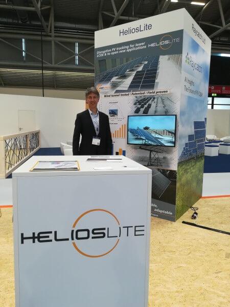 HeliosLite Stand à Intersolar Europe 2019