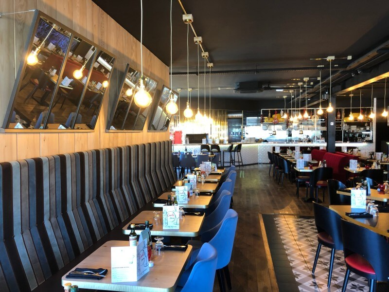 Restaurant Jaux