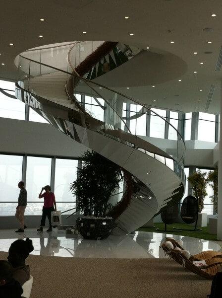 Escalier Tour CBX