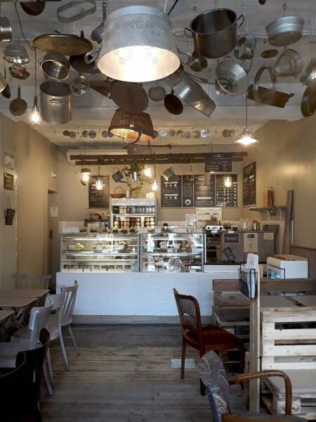 Notre 1er restaurant ouvert à Strasbourg en 2011