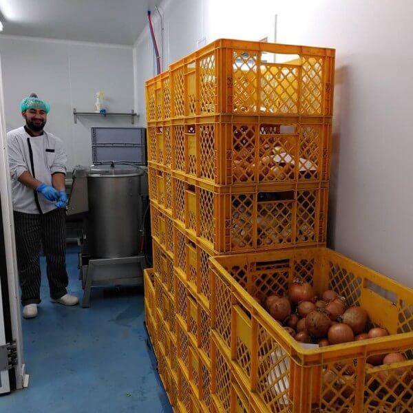 La légumerie en cuisine, là où passent tous nos fruits et légumes